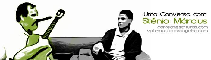 Uma Conversa com Stênio Március