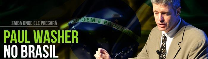 Washer no Brasil