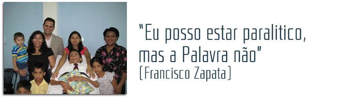 Falece Francisco Aapata