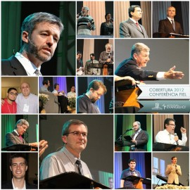 Fotos Conferência Fiel