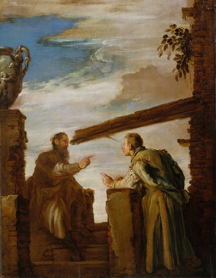 Domenico-Fetti-The-Parable-of-the-Mote-and-the-Beam