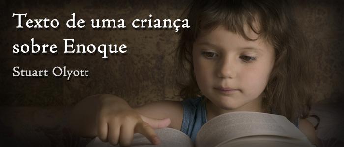 TextoDeUmaCrancaSobreEnoque