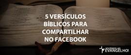 5VersiculosBiblicosParaCompartilhar