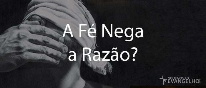 AFeNegaARazao