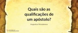 QuaisSaoAsQualificacoes