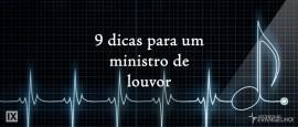 9DicasParaMinistroLouvor