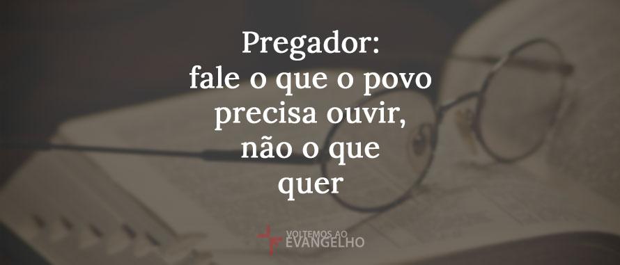 PregadorFaleOQue