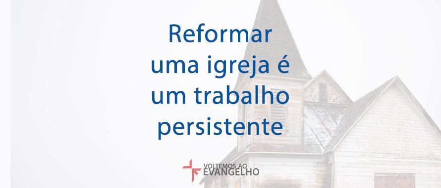 ReformarIgreja