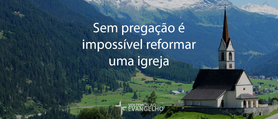 SemPregacaoEImpossivel