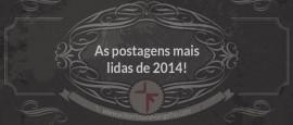AsPostagensMaisLidasDe2014