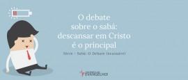 Saba-DescansarEmCristo