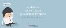 Saba-ODescansoLuterano