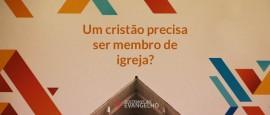 UmCristaoPrecisa