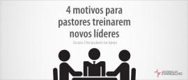 4 motivos para pastores
