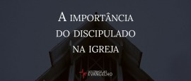 AImportanciaDoDiscipulado