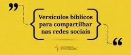 VersiculosBiblicosParaCompartilhar