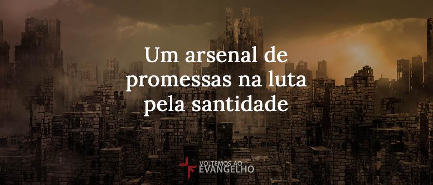 Um-arsenal-de-promessas-na-luta-pela-santidade