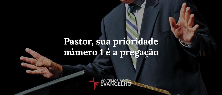 pastor-sua-prioridade-numero-1
