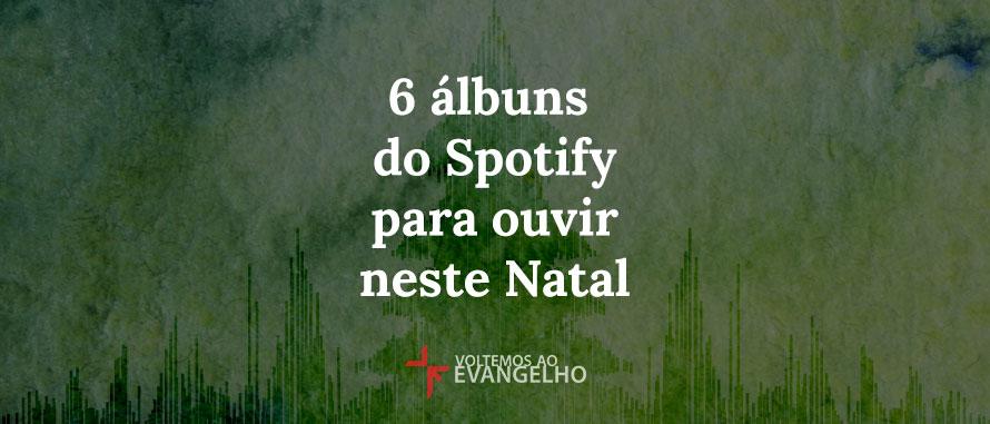albuns-natal-spotify