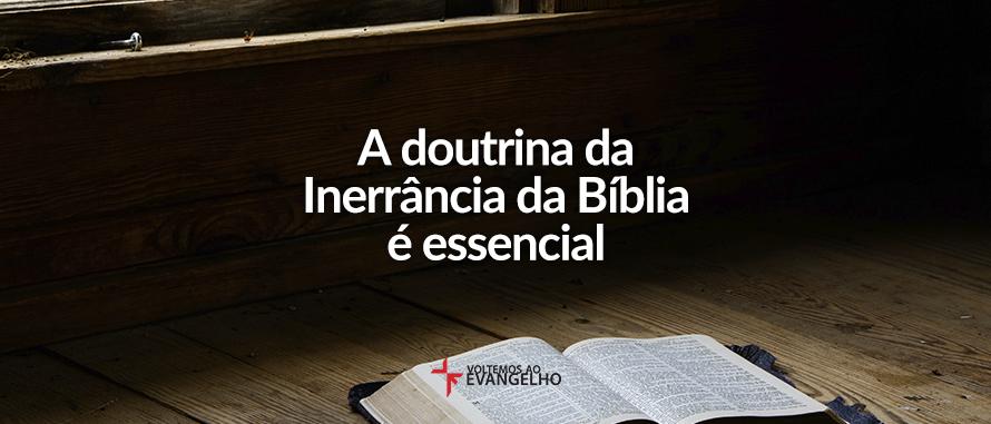 doutrina-da-inerrancia-da-biblia